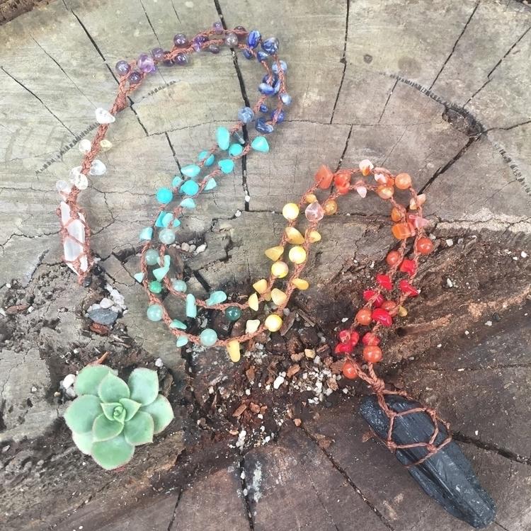 Chakra Healing necklace listed  - aranyani_healing | ello