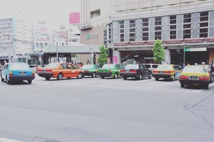 Cars, Japan - photography, japan - sebgiron | ello