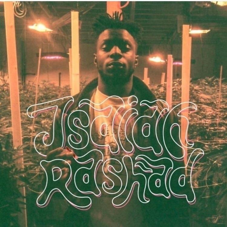 Isaiah Rashad. collaboration ph - marikachu | ello