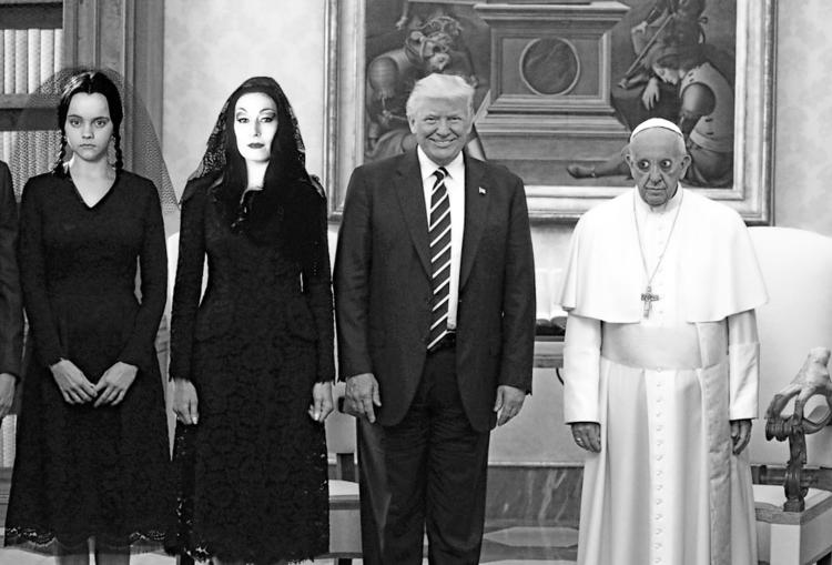 Addams  - grafismo | ello