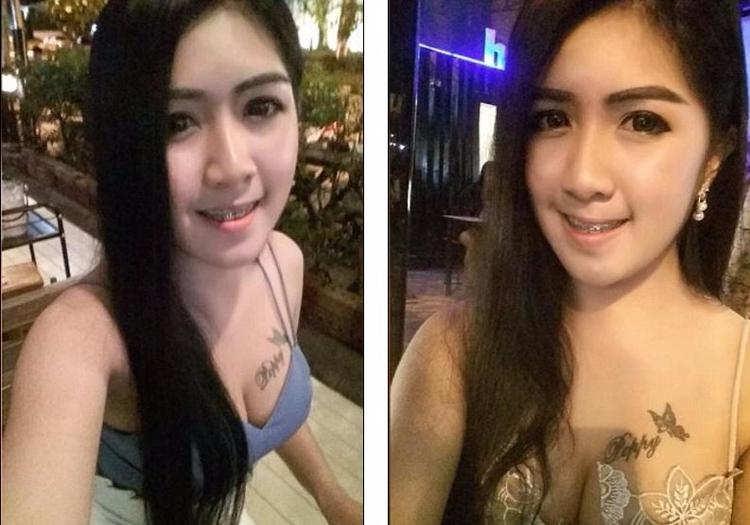 Thai bar-girl murdered, body cu - asiajack | ello