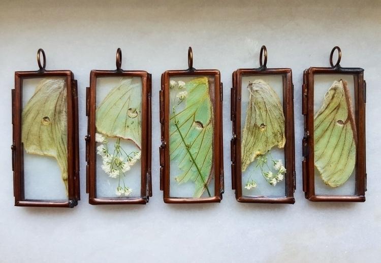 uploading butterfly wing locket - elementalurchin   ello