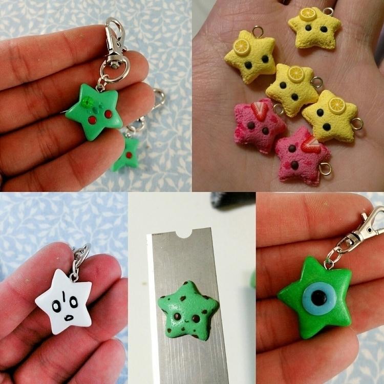 cuties created star mold ! ton  - claymecuties   ello