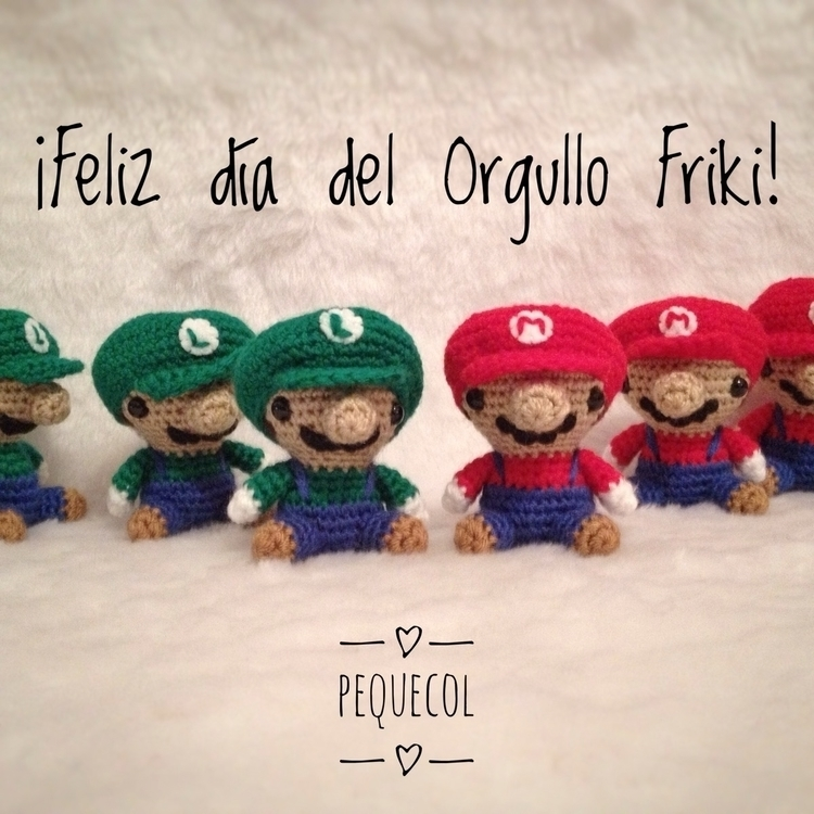 ¡Feliz día del Orgullo Friki! d - pequecol | ello