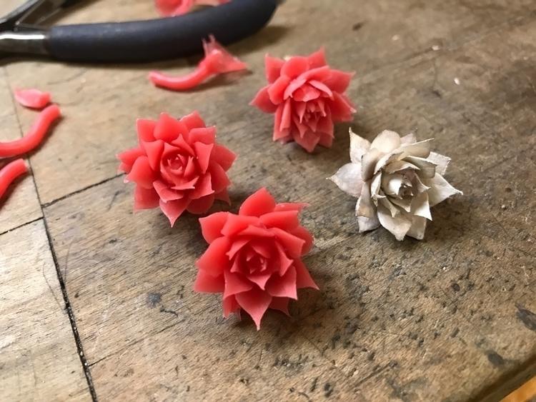 molds waxes casting!! succulent - awildviolet | ello