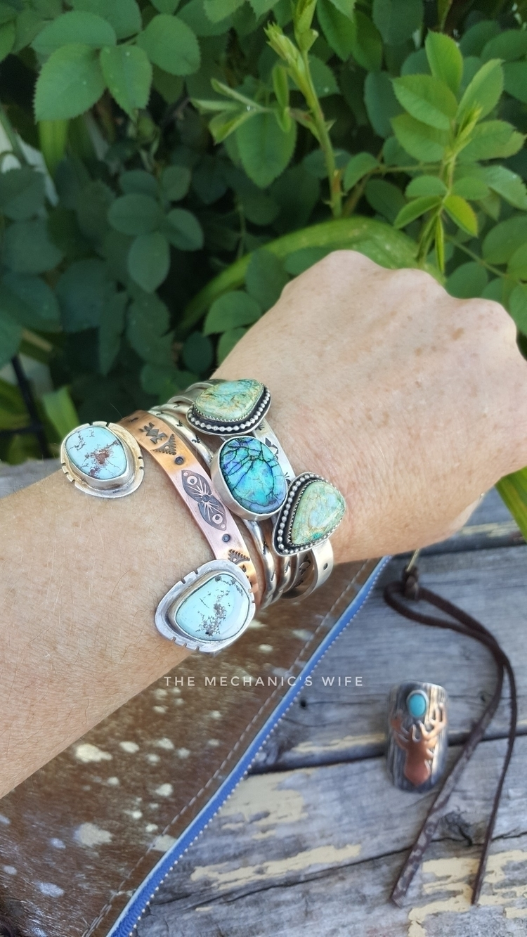 wear stacks, stacks wrist!!! ub - themechanicswife | ello