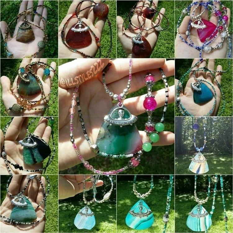 outofthisworld, pendant, necklace - illstyles222 | ello