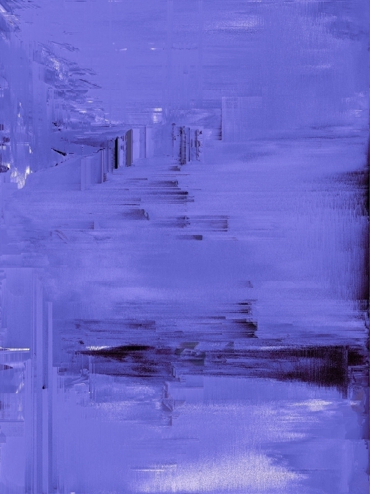 _Purple abstract_ painting part - cgwarex | ello