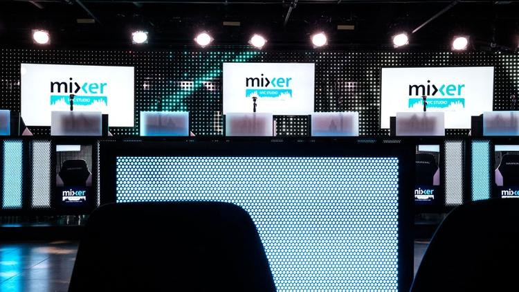 Mixer game streaming service Pl - bradstephenson | ello