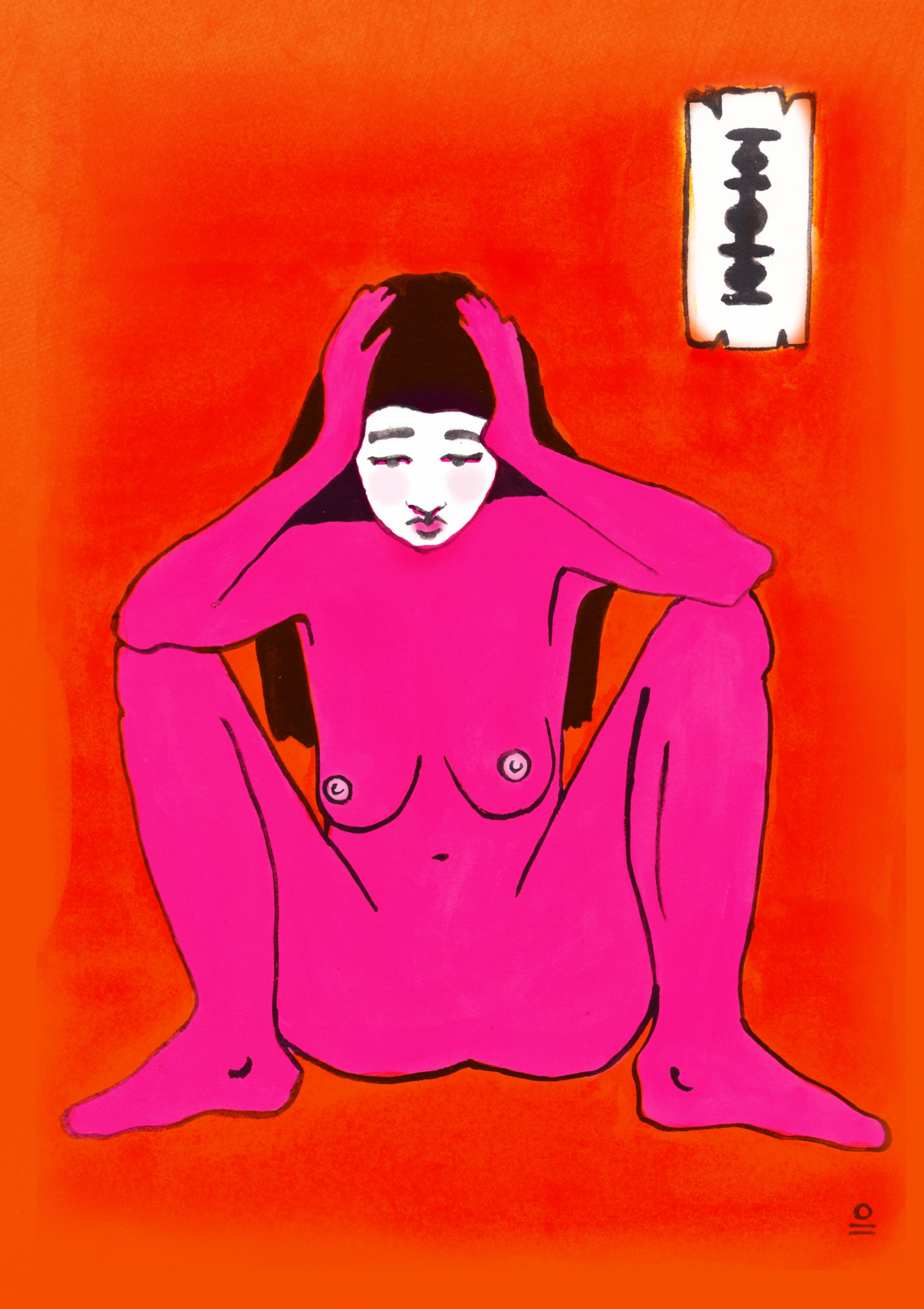 FEMALE GENITAL MUTILATION inspi - opographics | ello
