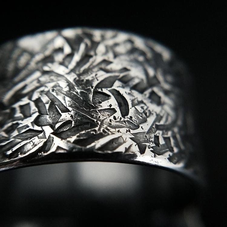 Texturing fun original - texture - solidtreasuresjewelry | ello