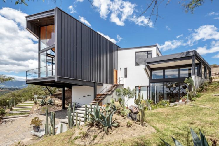Las Peñas House / C3V ARQUITECT - red_wolf   ello