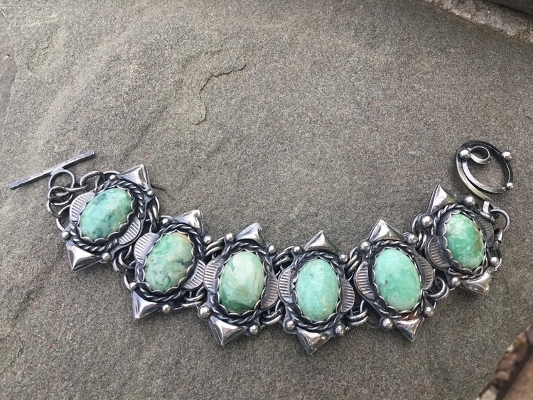 Turquoise Bracelet purchase. de - sandraannedesigns | ello