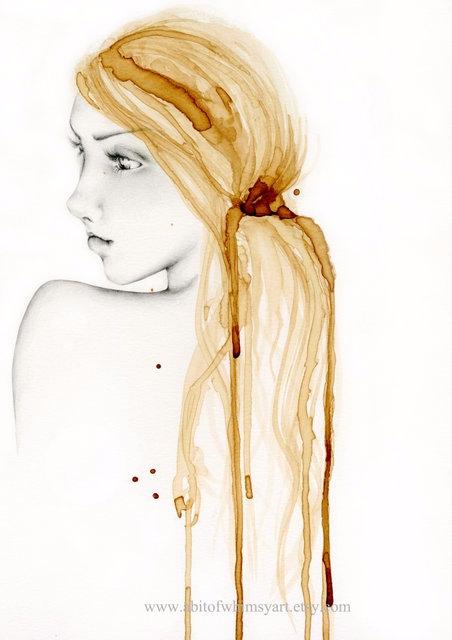 Fine art Giclee prints Etsy sho - abitofwhimsy | ello