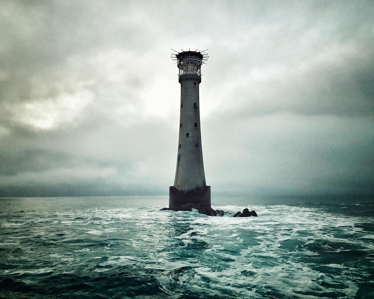 Bishop Rock Lighthouse / Isles  - jacklowe   ello