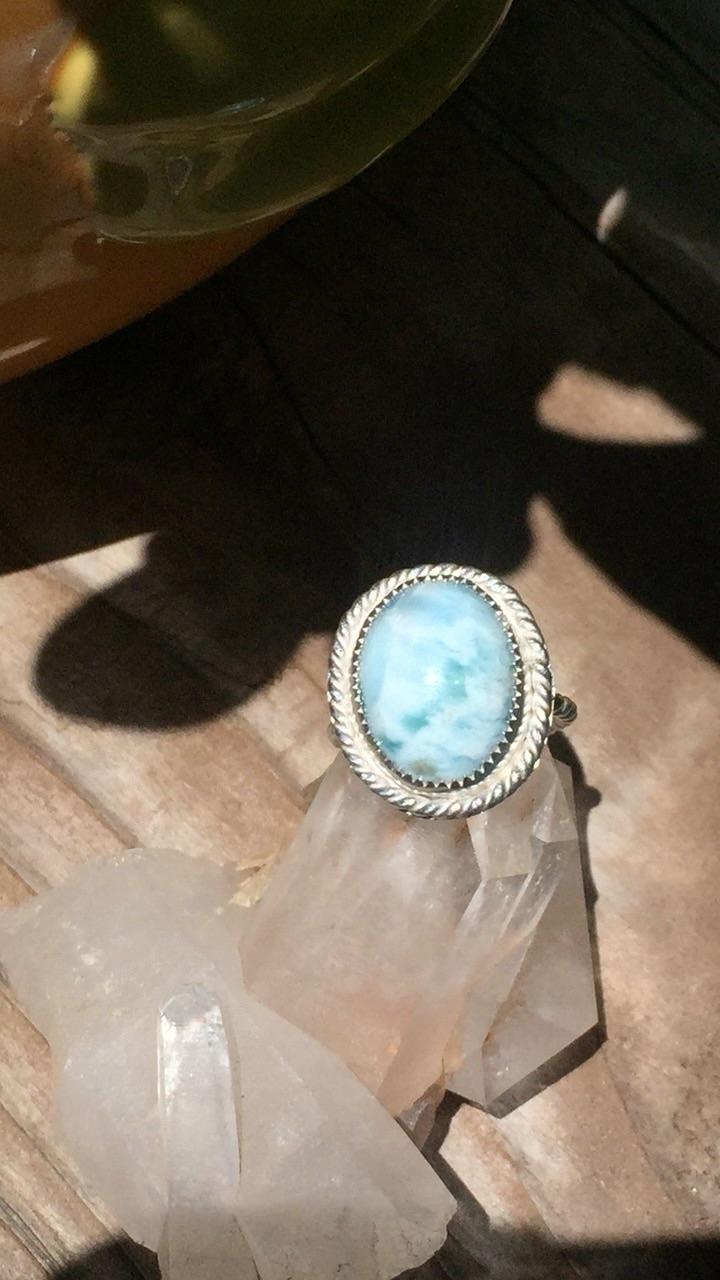 finished custom ring:dolphin:  - mermaidmana | ello