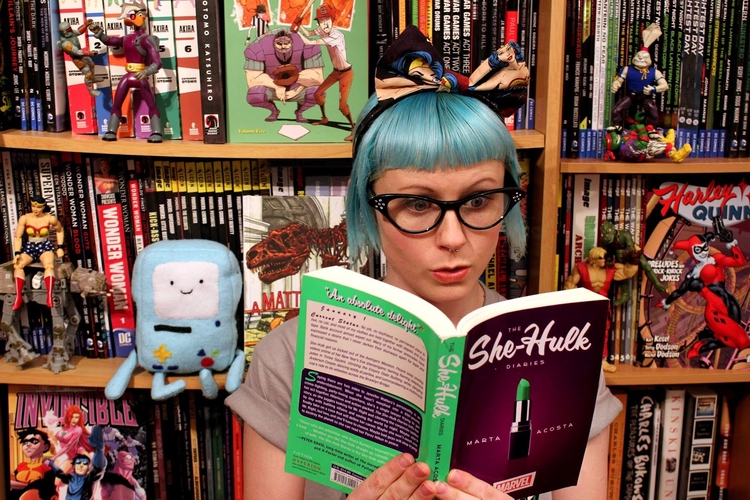 Love comics, books, toys movies - bonniegrrl | ello