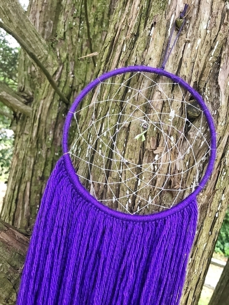 honor month, gorgeous purple dr - thewoodsywitchh | ello