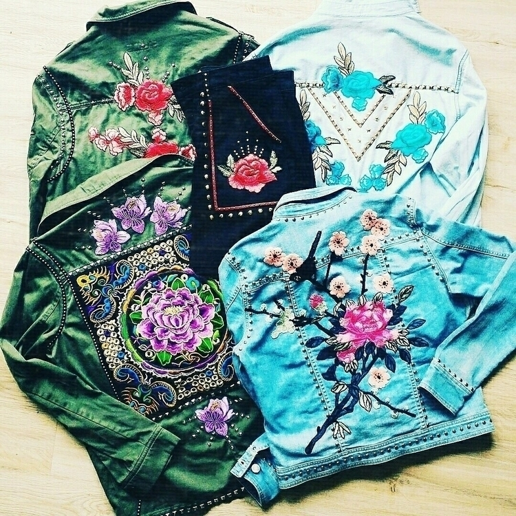 jacket beauties bottom left cor - rabbitandtheraven | ello