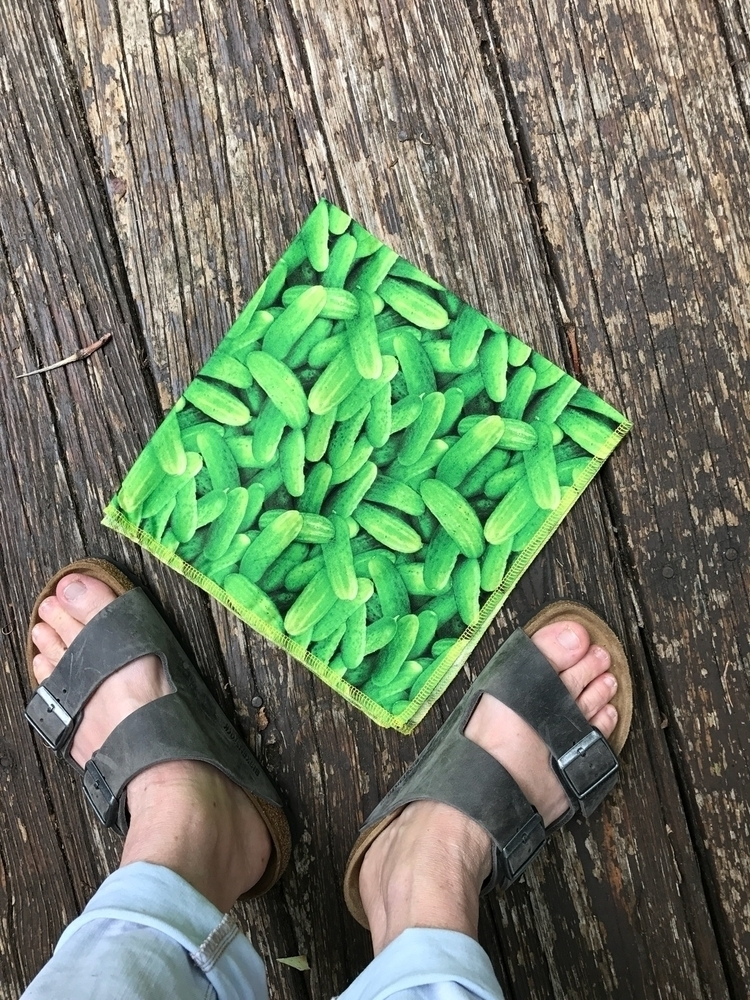 Pickles Birks. Sold today. 🥒🥒🥒 - yellowbeanbandanasociety | ello