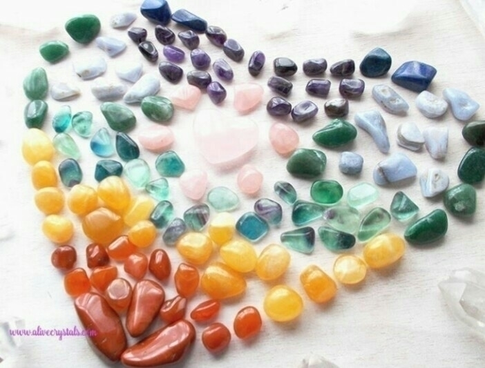 Sending love light Ello crystal - alivecrystals | ello