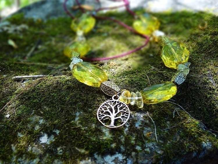 Tree Life charm necklace earrin - jenniferscraftdesign | ello