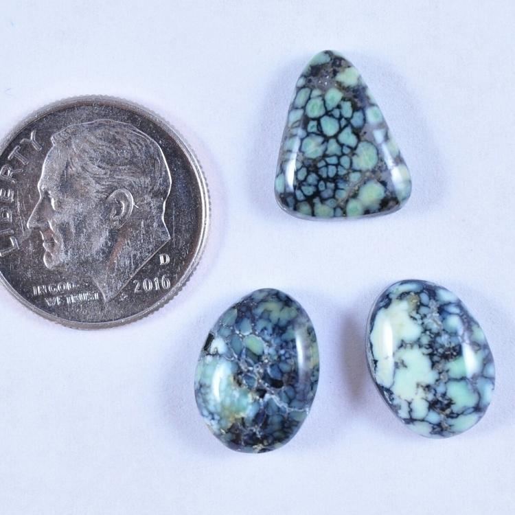 Natural High Grade Lander. ston - bluegemsilverandturquoise | ello