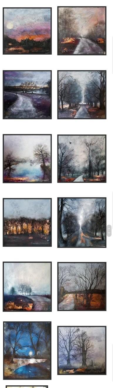 landscape gallery filling nicel - juliaguthrie | ello