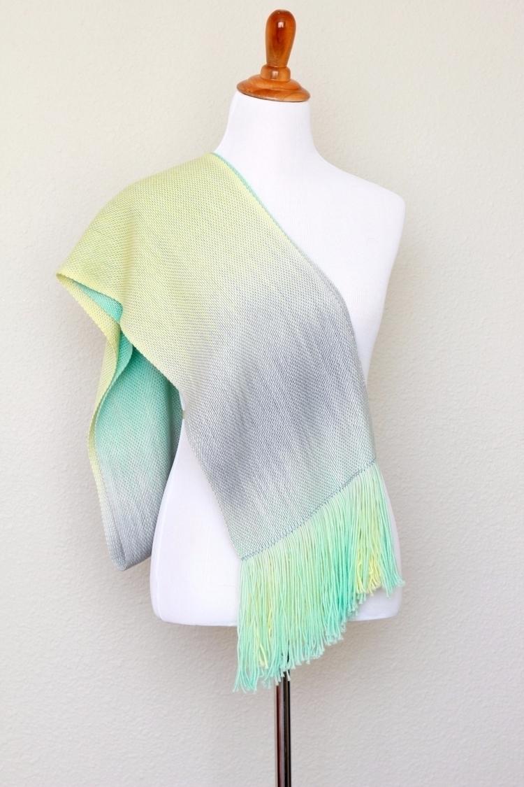 softest scarf! shades - women, handwoven - kgthreads | ello