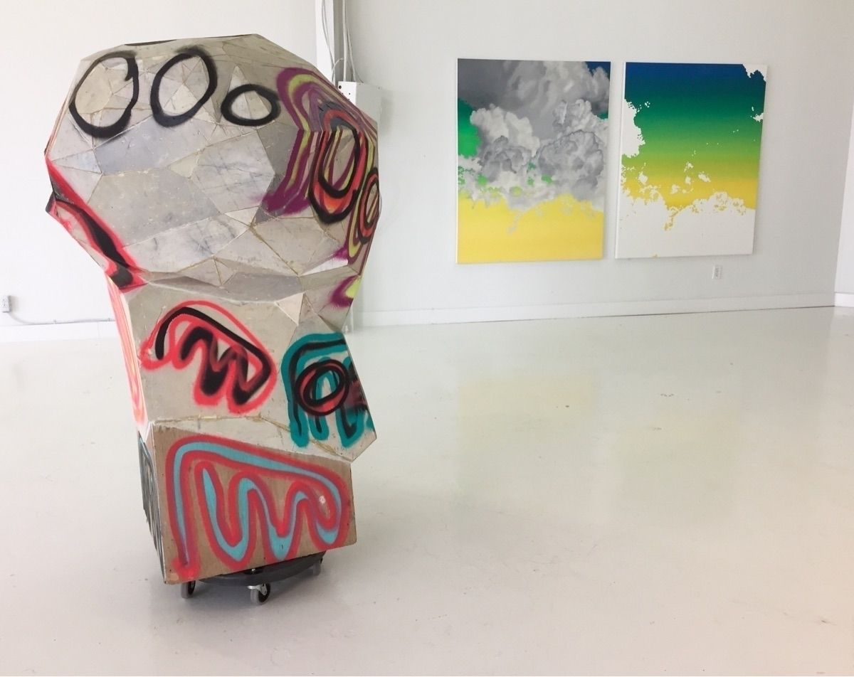 Installation piece Derrick Pien - vickiejv | ello