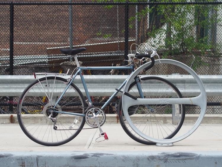 Blue Steel - NYCSteelponies, BikesOfNYC - nycsteelponies | ello