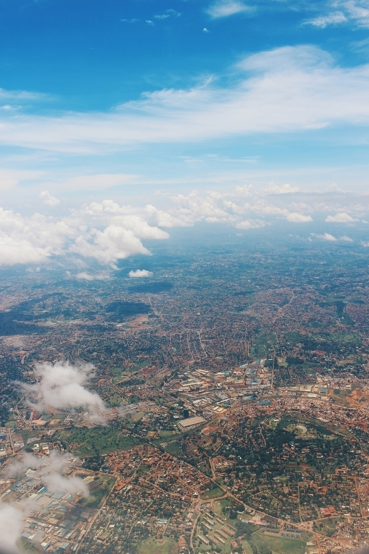 East Africa - africa, skyview, photography - youngmufasa | ello