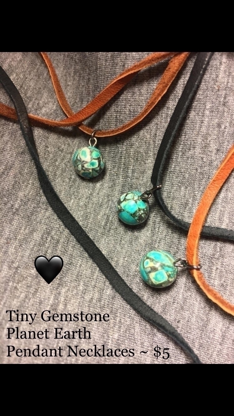 ~ cute, necklaces feature mosai - magikaleeinclined | ello