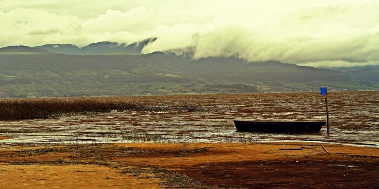 boat - photography, speedblur, landscape - alexx_1960 | ello