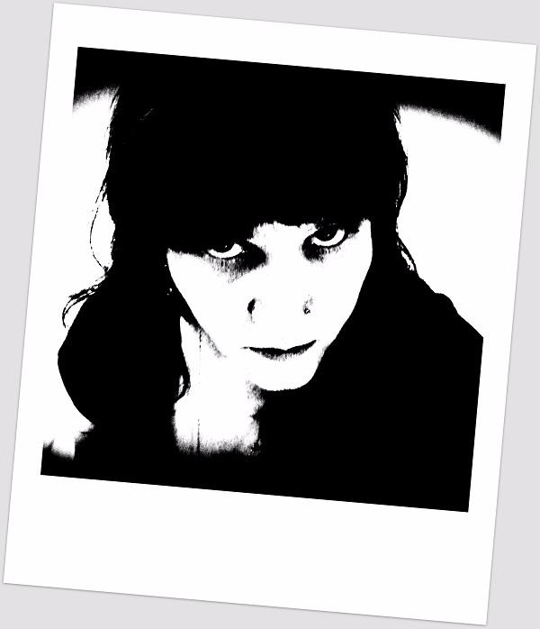 Black white portrait, cabin fev - satuy | ello