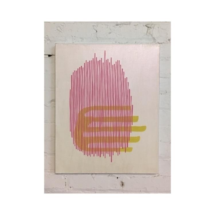 provider || 16x20 acrylic linen - nicodemus_works | ello