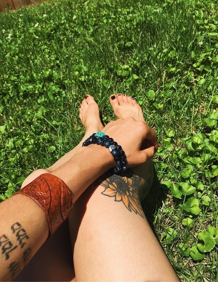 Druzy beads :rainbow::sunny:️:h - sandstonecrystals | ello