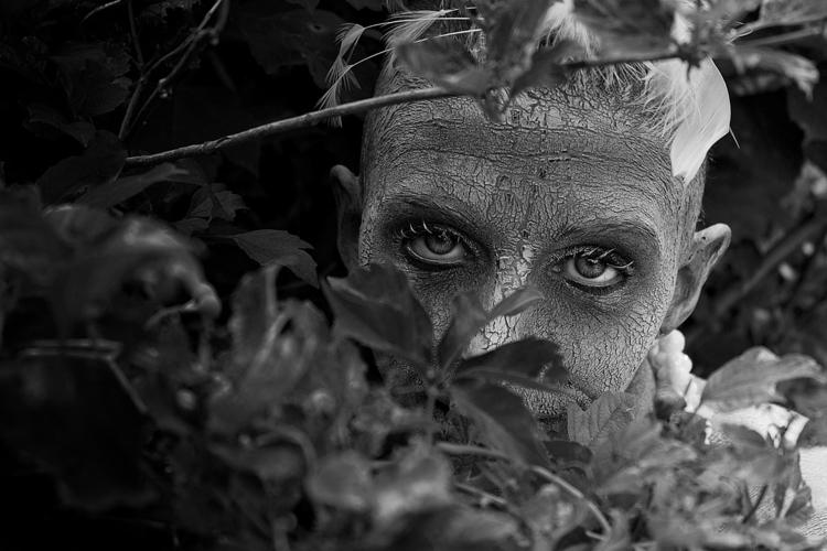 Photographer:shaneOphoto Bodyp - darkbeautymag | ello