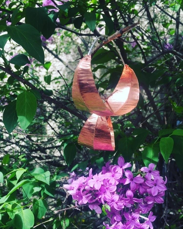 Copper Beauties. Hang beautiful - dearelaan | ello
