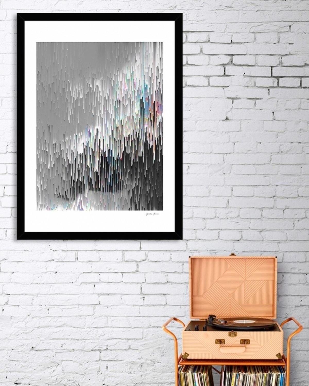 _Rainbow dust prints_ deal Curi - cgwarex | ello