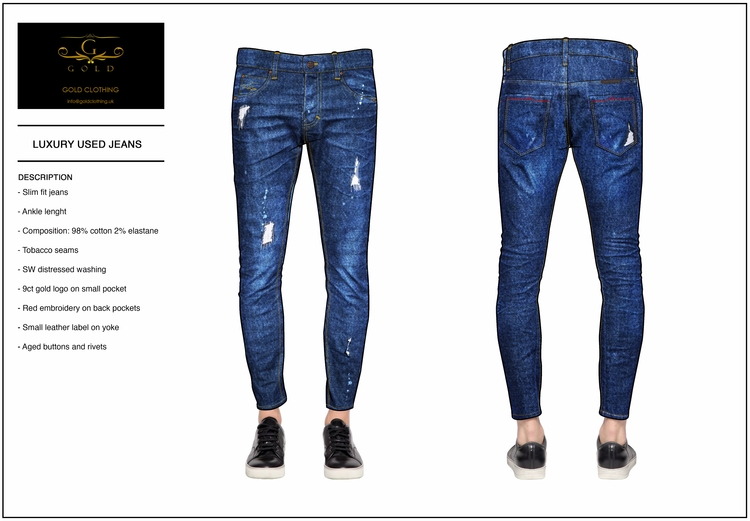 jeans illustrator drawing + pho - attatat | ello