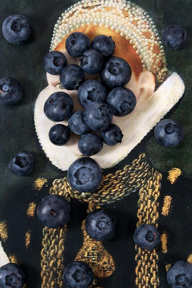 Distinct - blueberry - zeren | ello