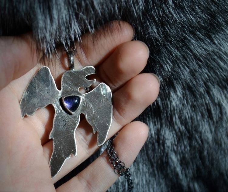 Loving iolite Vaka Ravens inspi - thecavelady | ello