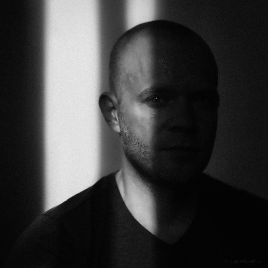portrait, blackandwhite, man - klaasphoto | ello
