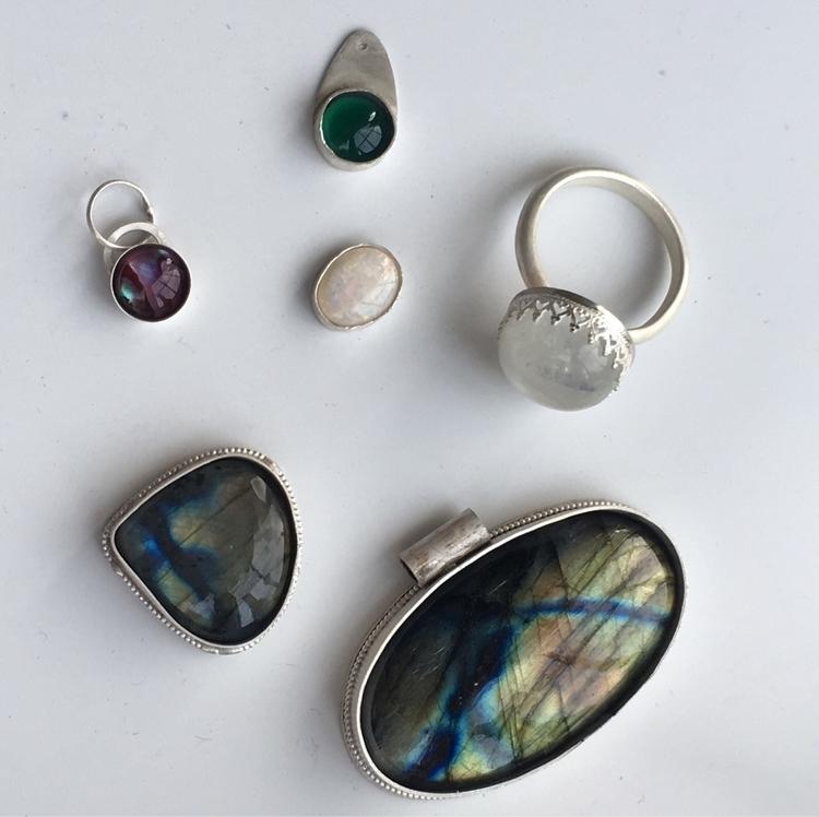 Progress today pieces messy din - beth_johnson_jewellery | ello