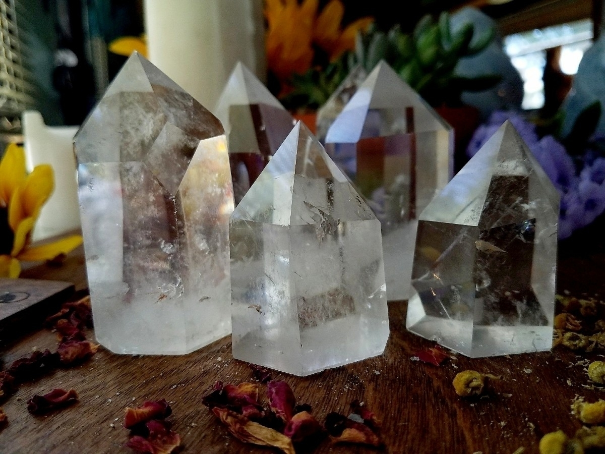 :sparkles:《《Clear Quartz master - sacreddivination | ello