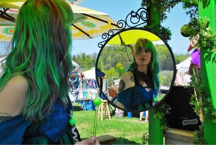 mermaid, mermaidhair, glitter - elvencaravan | ello