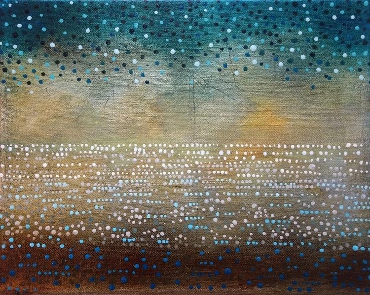 Julika Lackner. Landscape Dots  - julikalackner | ello