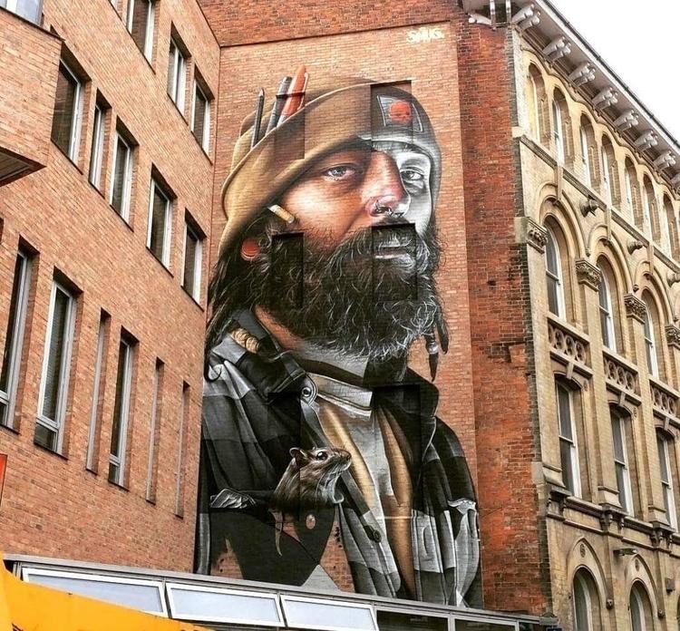 Artist: Smug - streetartunitedstates | ello