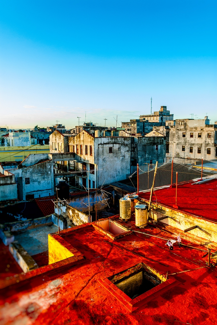 runaway tricycle - Habana, Cuba - christofkessemeier | ello